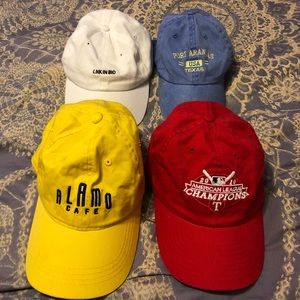 thrifted hat bundle